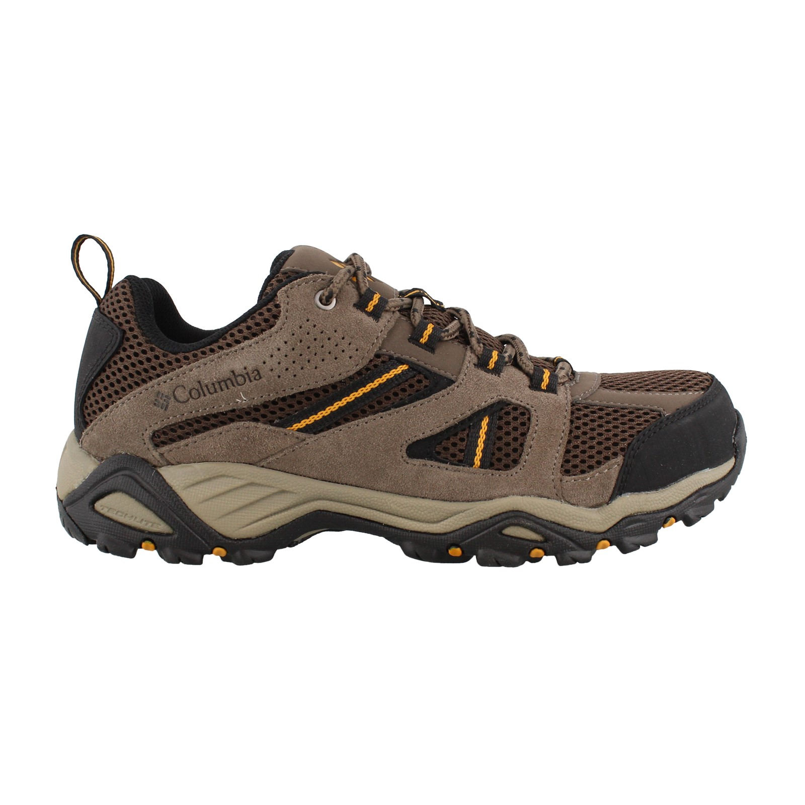 Men's Columbia, Hammond Hiking Sneakers Wide Width