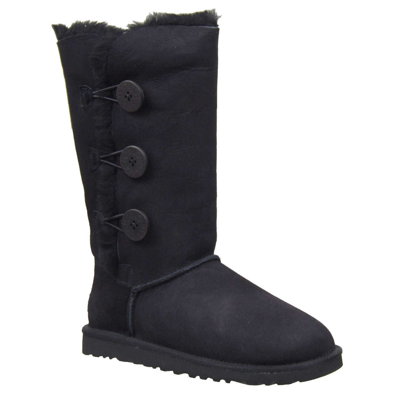Women's Uggs, Bailey Button Triplet boot