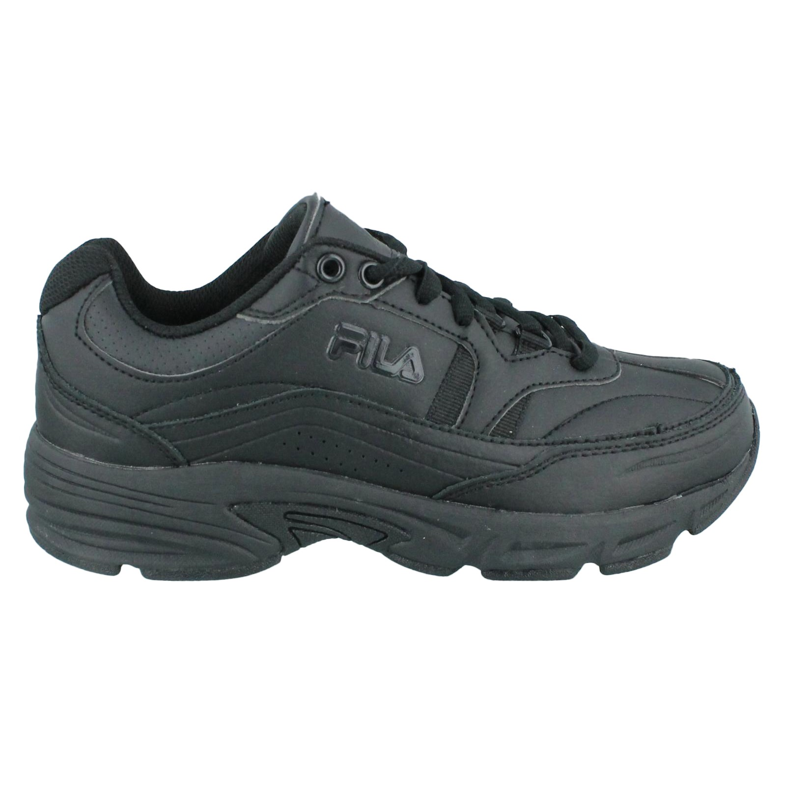 Men's Fila, Workshift Memory foam wide width work Shoes