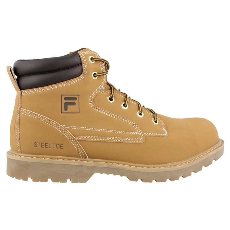 0d5246ef20 Details about Fila Landing Steel Steel Toe Work Boots Clothing, Shoes &  Jewelry Shoes