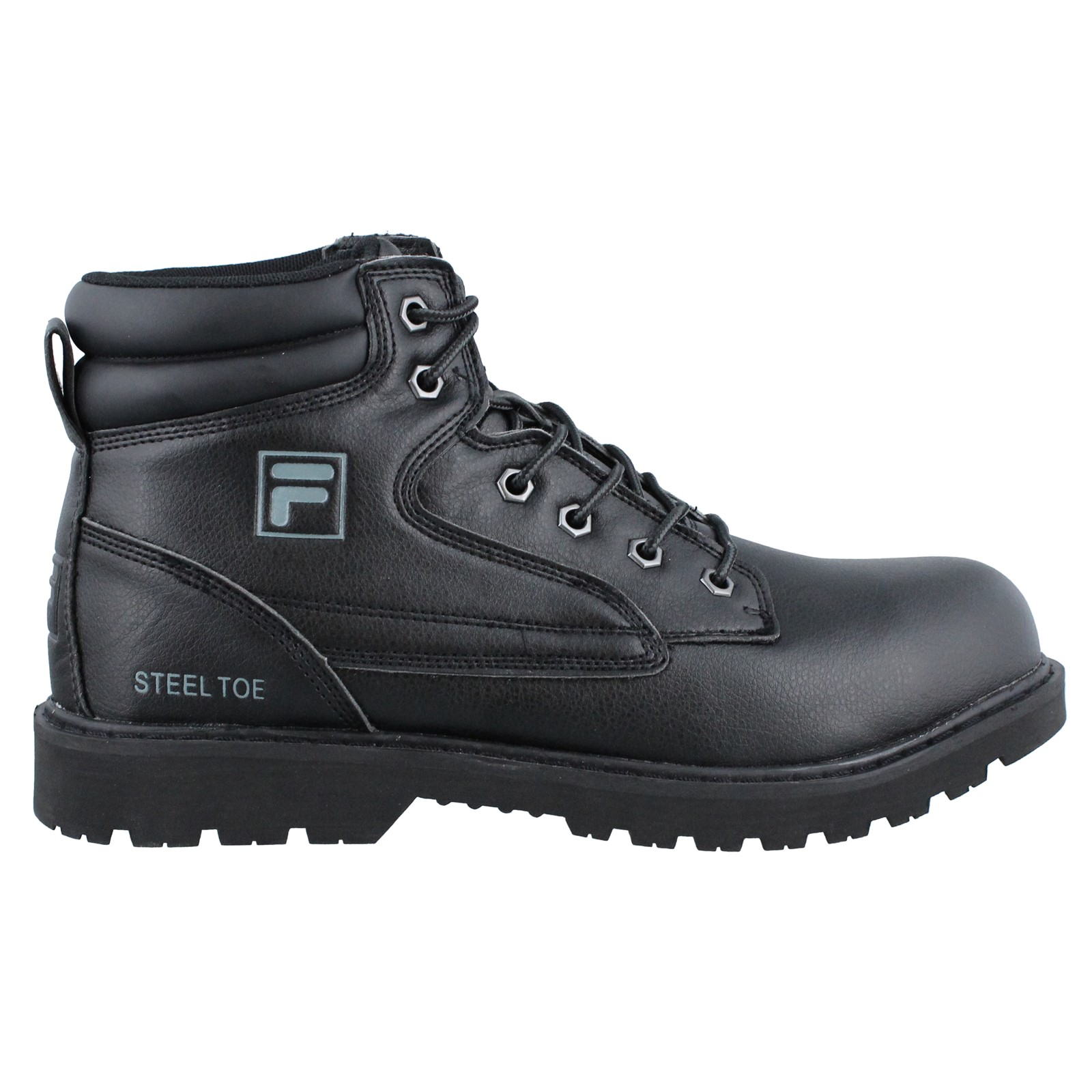 Men's Fila, Landing Steel Steel Toe Work Boots