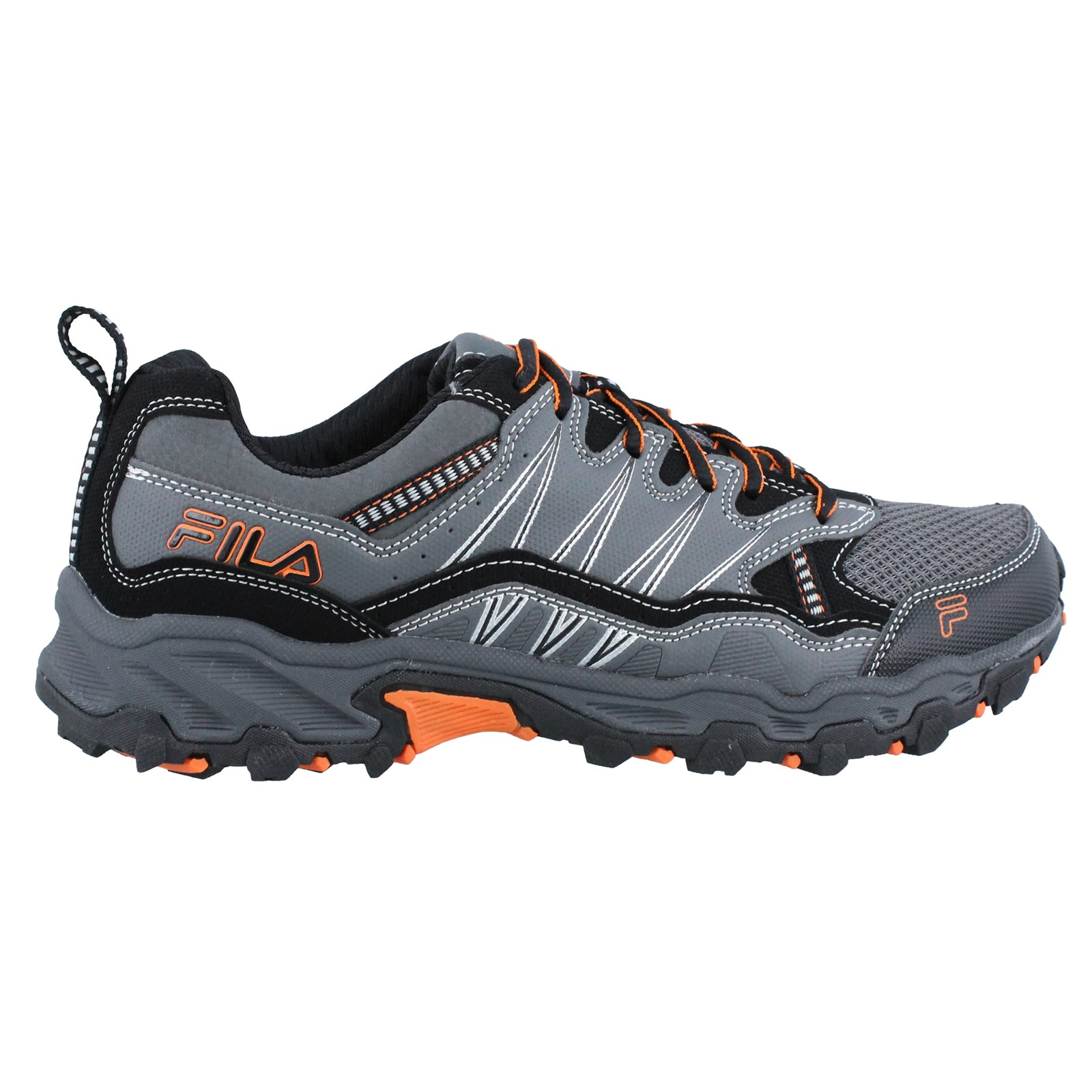 Men's Fila, At Peake 16 Trail Running Shoe Wide Wdith