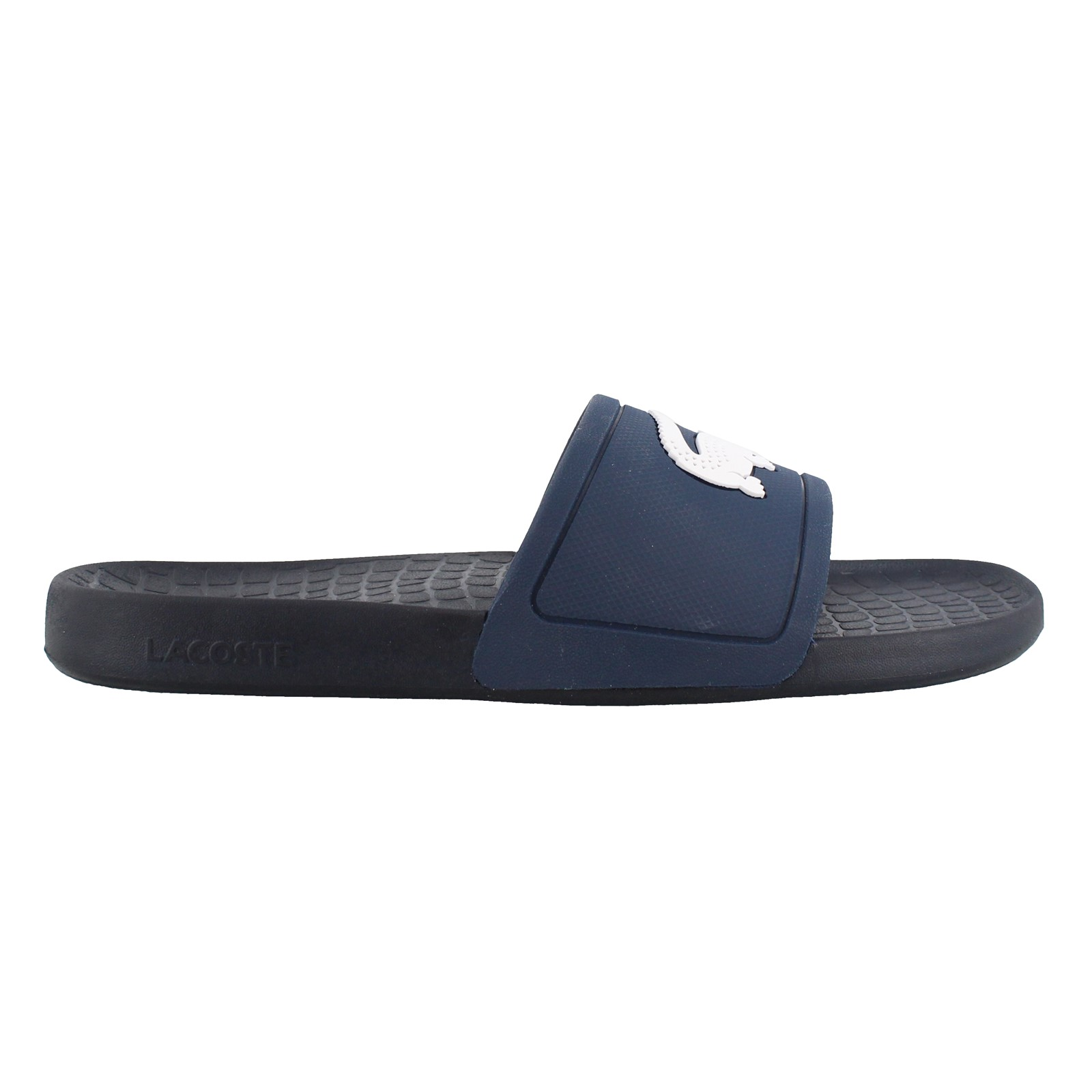 Men's LACOSTE, FRAISIER 318 SLIDE SANDALS