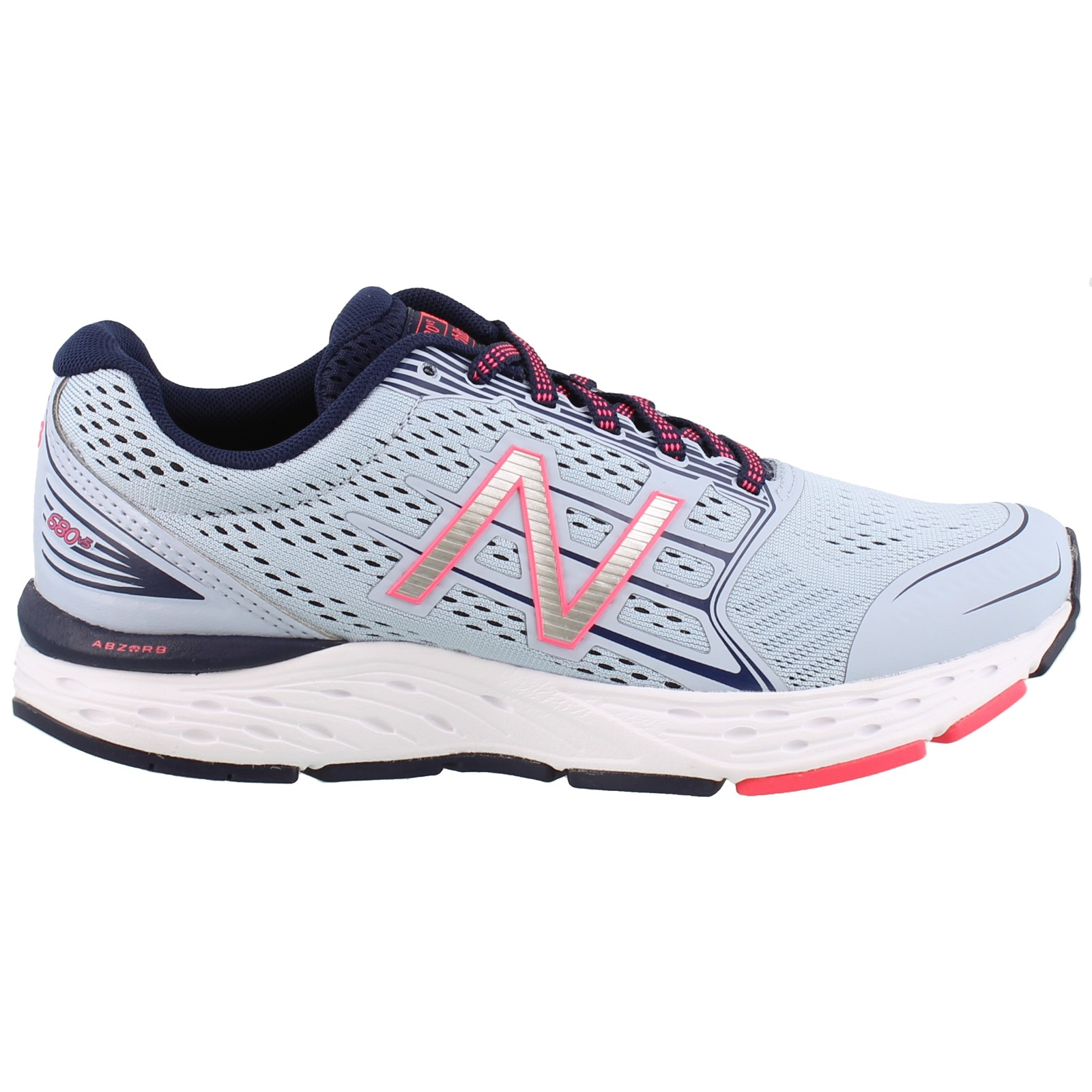 New Balance Mens 680v5 Running Shoes Sports Training Gym Sneakers