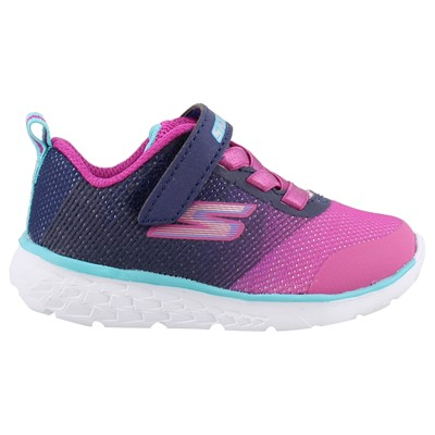 Infant's SKECHERS GIRLS, GO RUN 400 SPARKLE ZOOMS SHOES