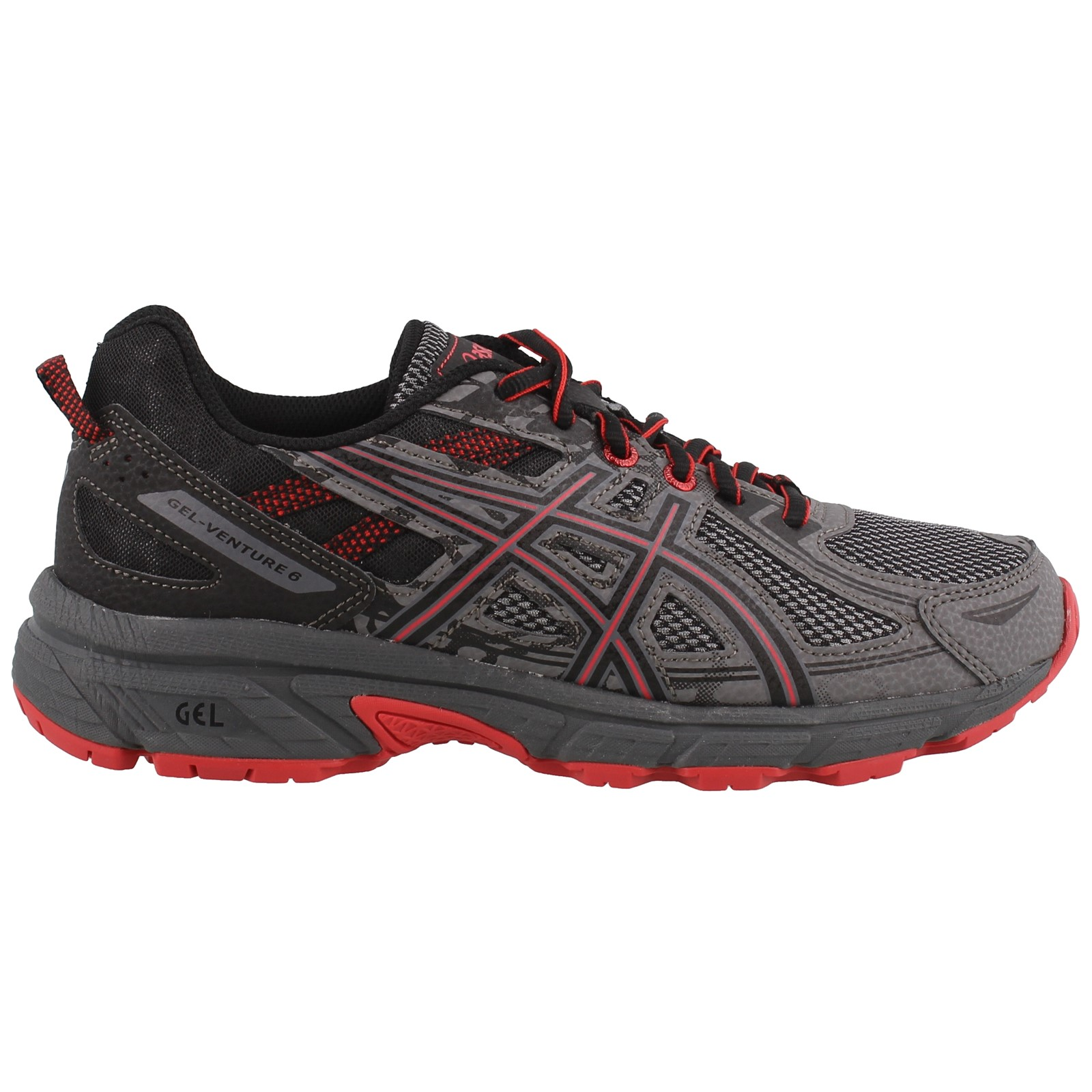 Kid's ASICS, GEL VENTURE 6 GS SNEAKERS