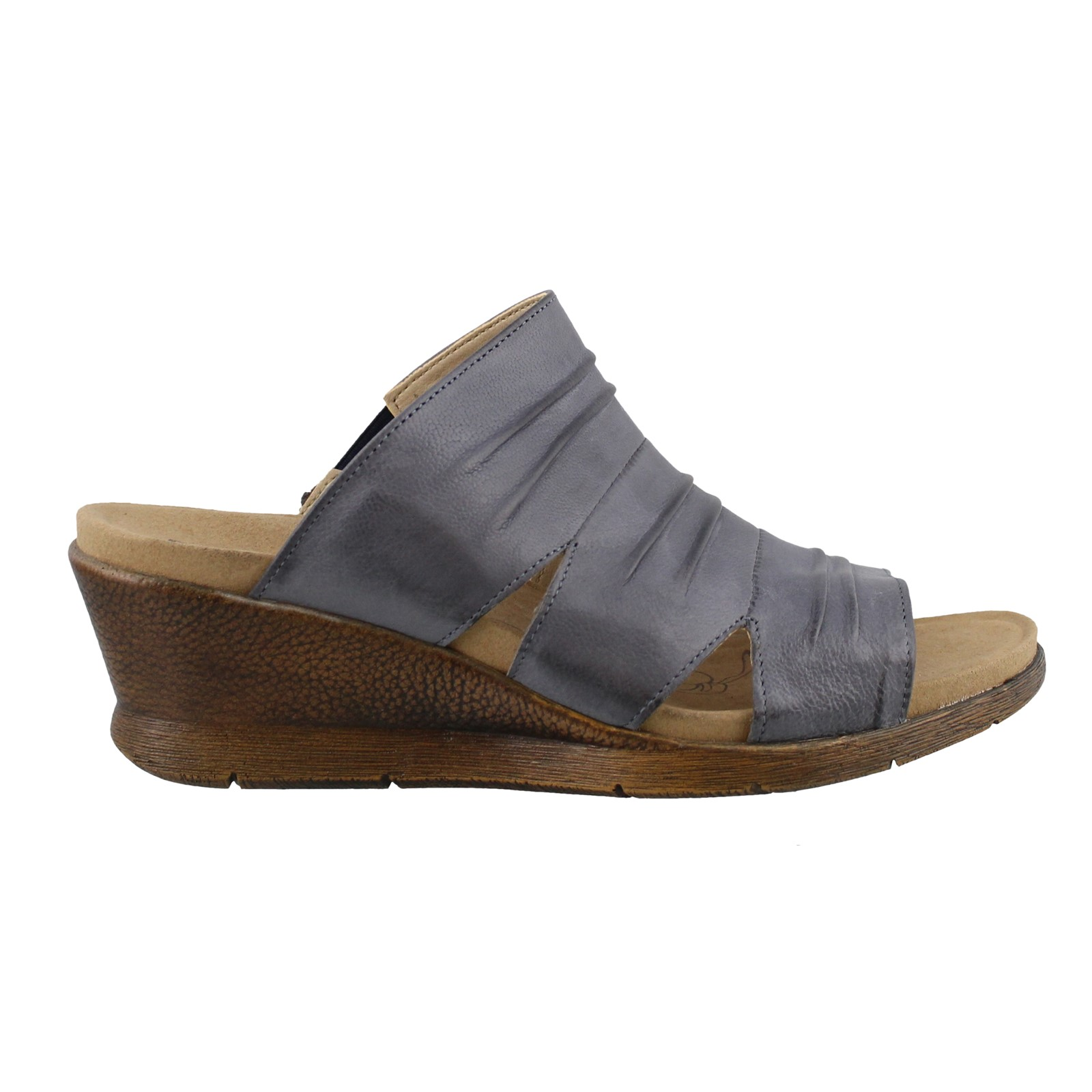 Women's Romika, Nevis 02 Low Heel Wedge Sandals