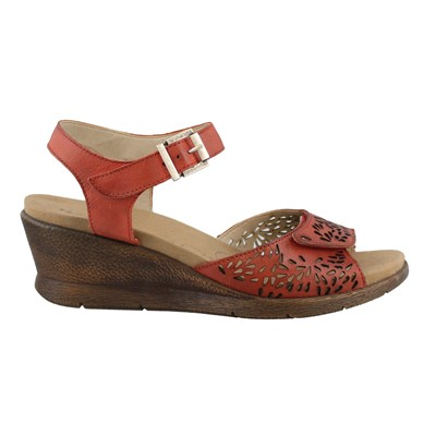 Women's Romika, Nevis 05 High Heel Wedge Sandals