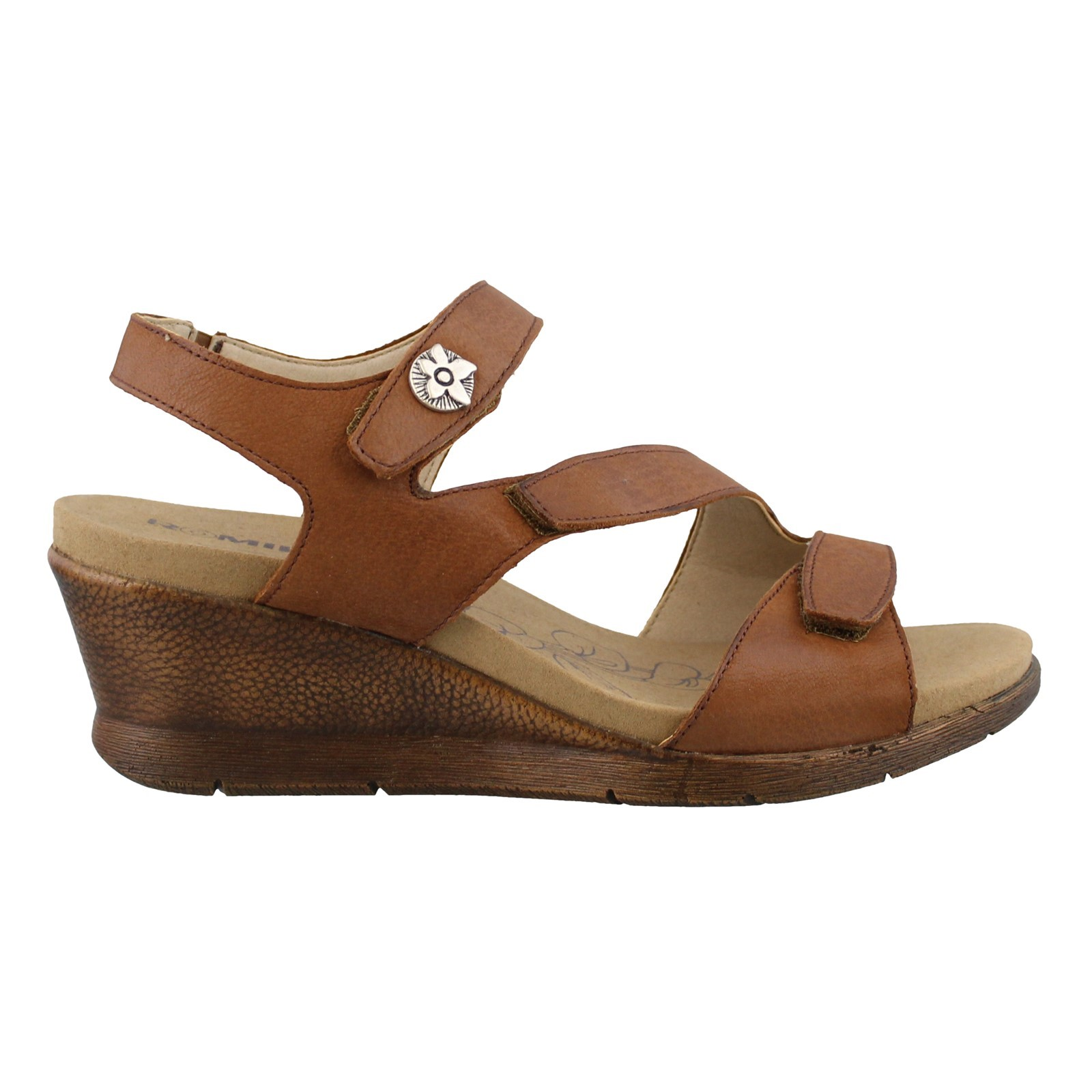 Women's Romika, Nevis 07 Low Wedge Heels