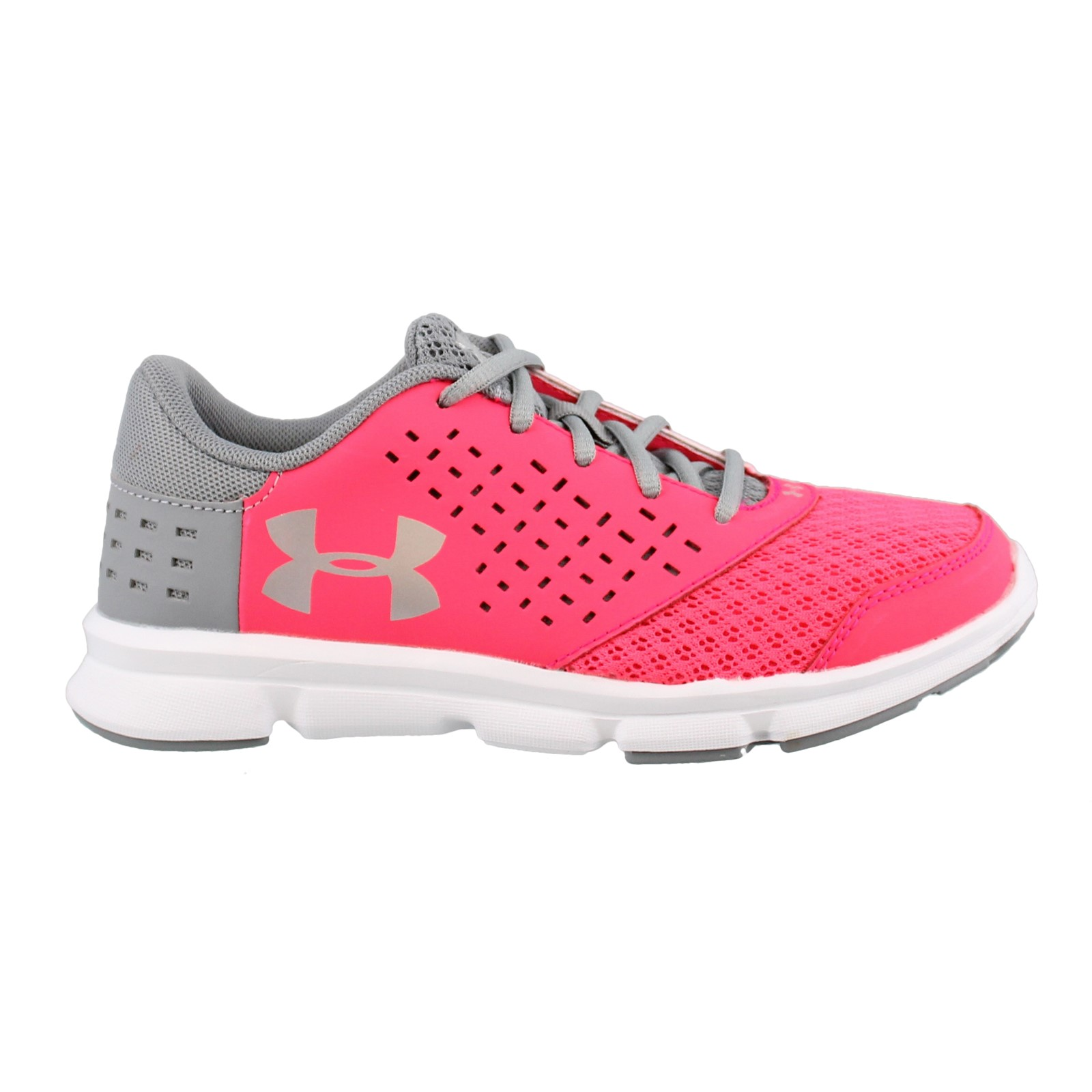 Girl's Under Armour, Micro G Rave Sneakers