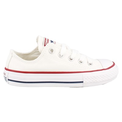 Kid's CONVERSE, ALL STAR LOW LACE UP SHOE