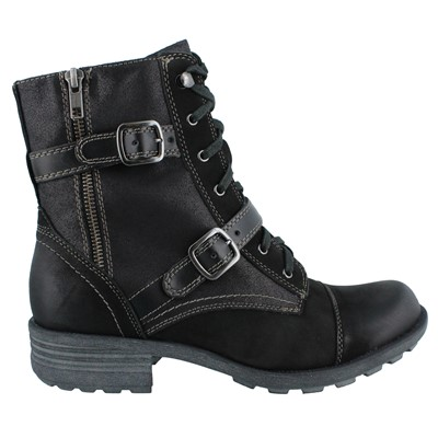Women's Earth Origins, Perrie Combat style wide Boots