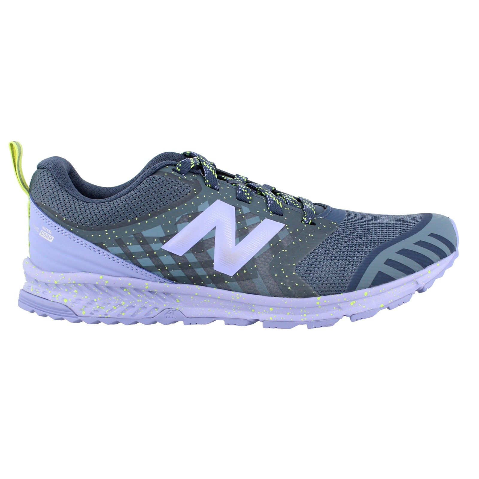 Girl's New Balance, Nitrel Trail Sneaker - Little Kid & Big Kid