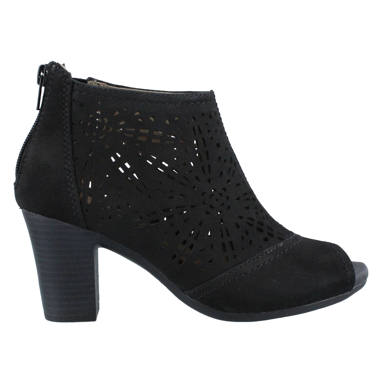 Women's Earth Origins, Shaye Mid Heel Bootie