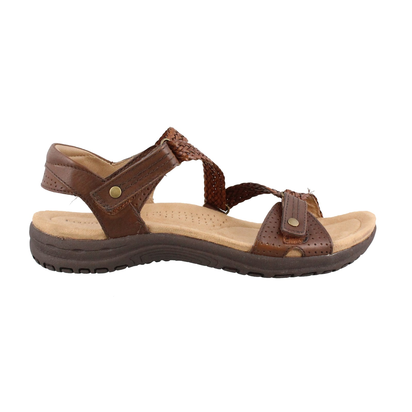 Women's Earth Origins, Stella Low Heel Sandals