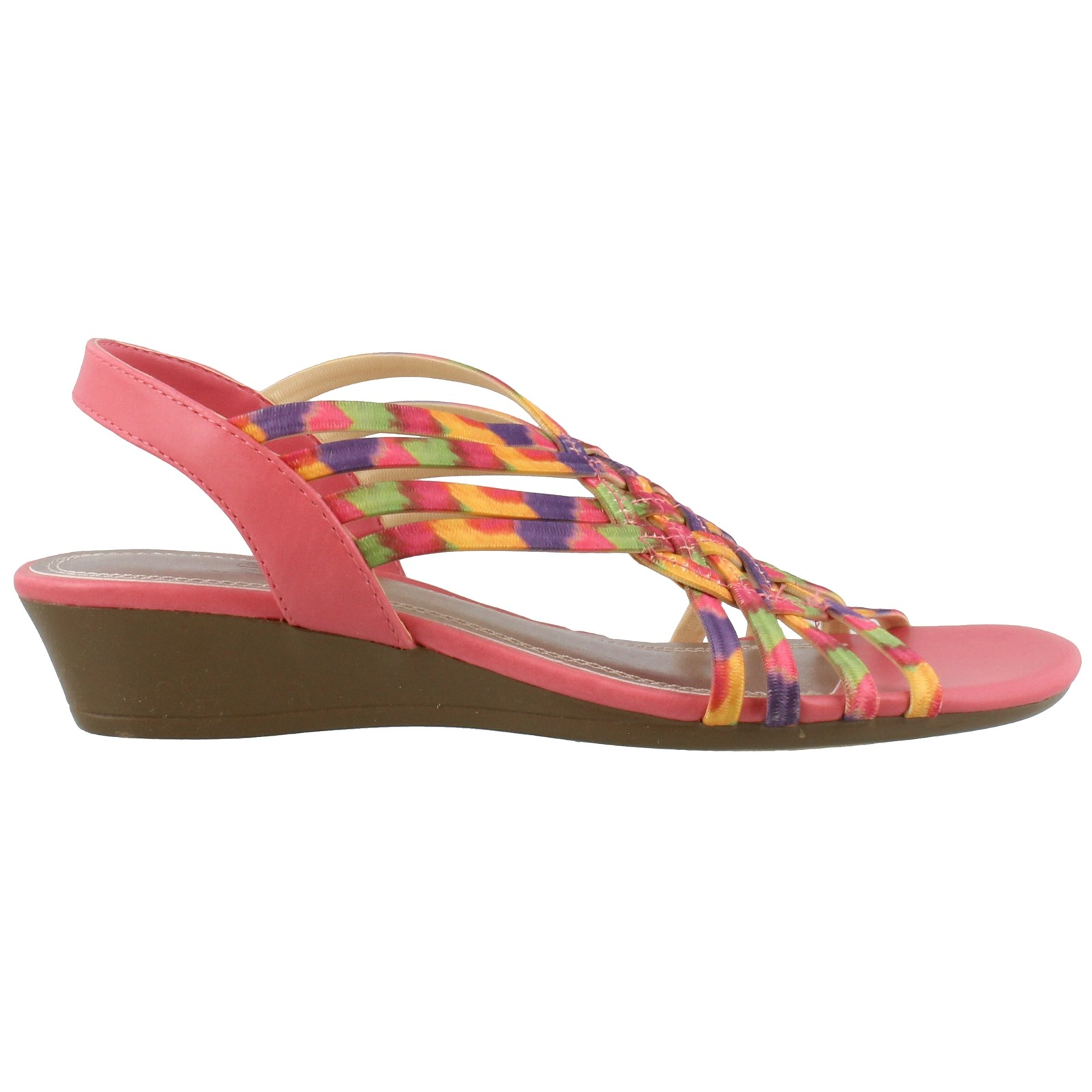 Women's IMPO, REFRESH STRAPPY LOW SANDALS