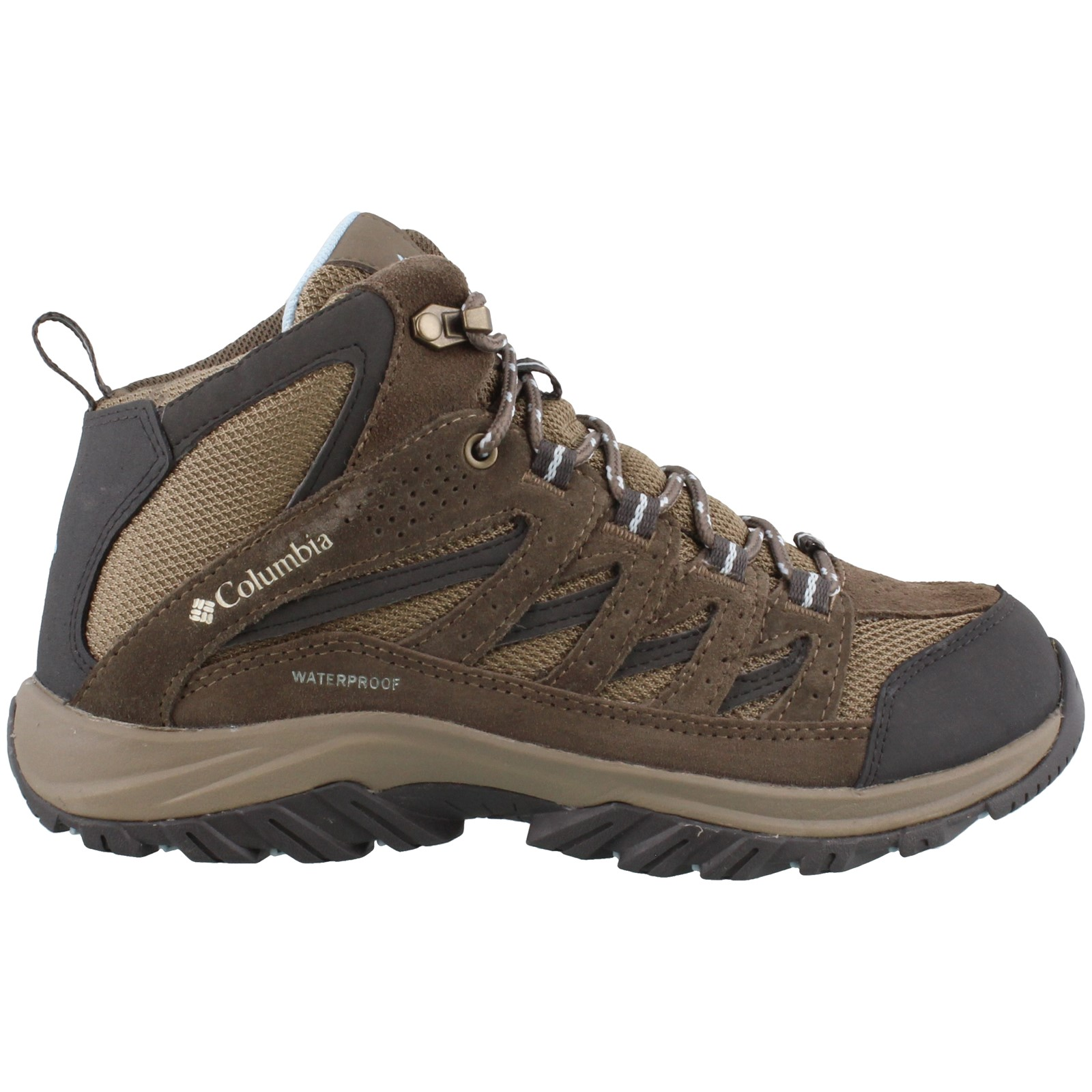 1710f678ceb Women's COLUMBIA, CRESTWOOD MID WATERPROOF SHOES