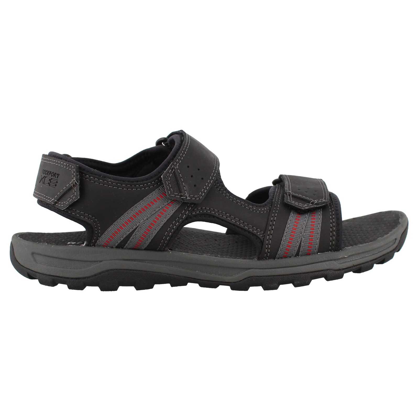 Men's ROCKPORT, TRAIL TECHNIQUE 3 STRAP TRAIL SANDAL
