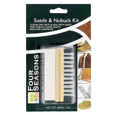 Four Seasons, Suede Bar and Brush Kit