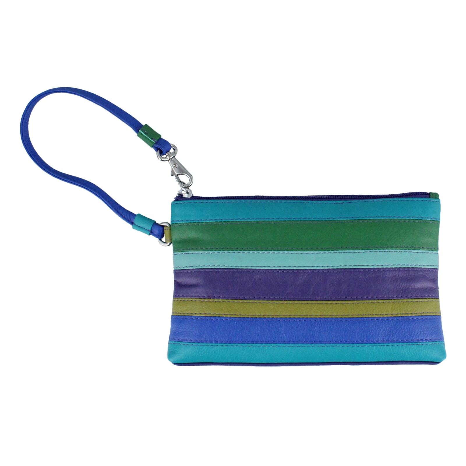 Women's Ili, Colorblock Wristlet