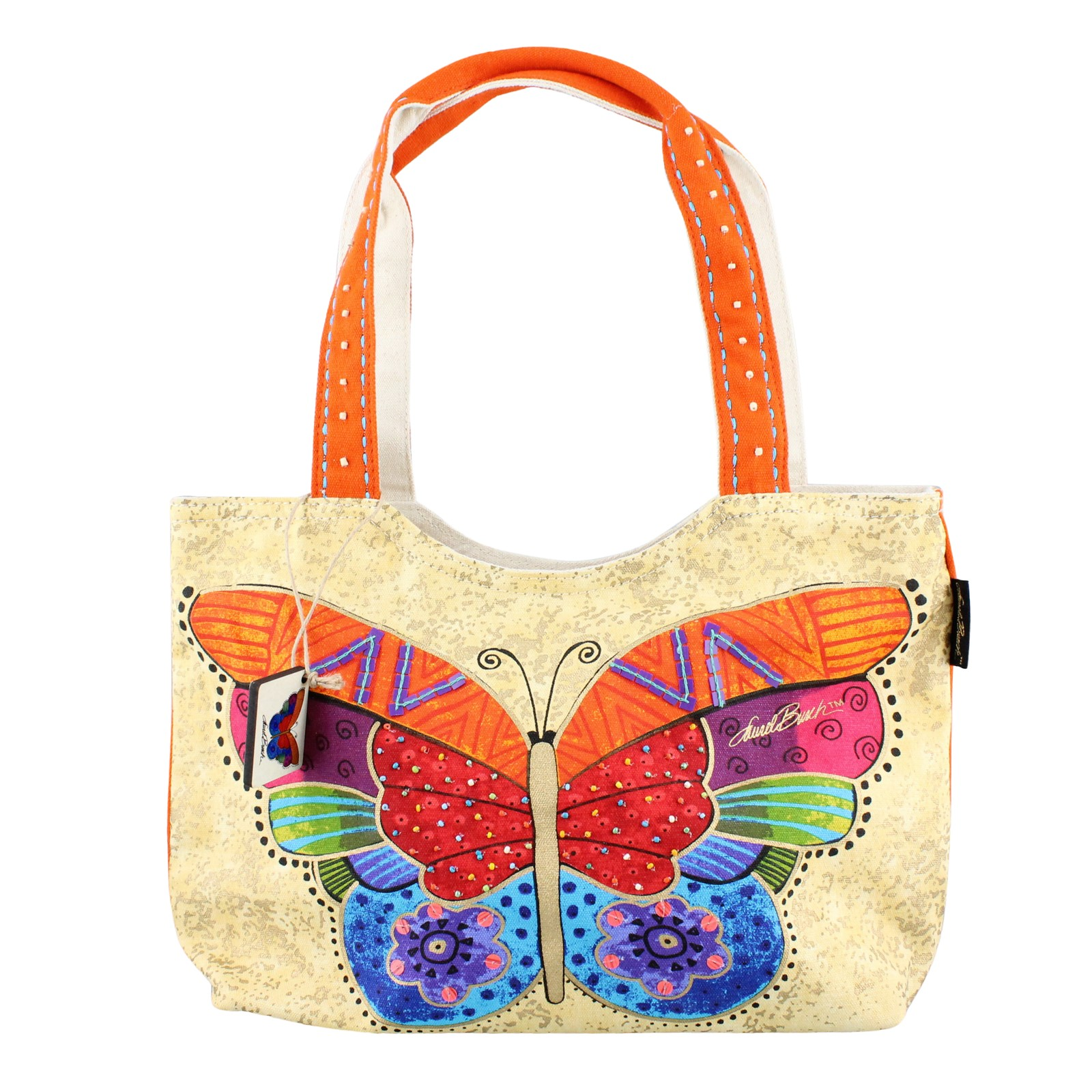 Laurel Burch Medium Tote Bag