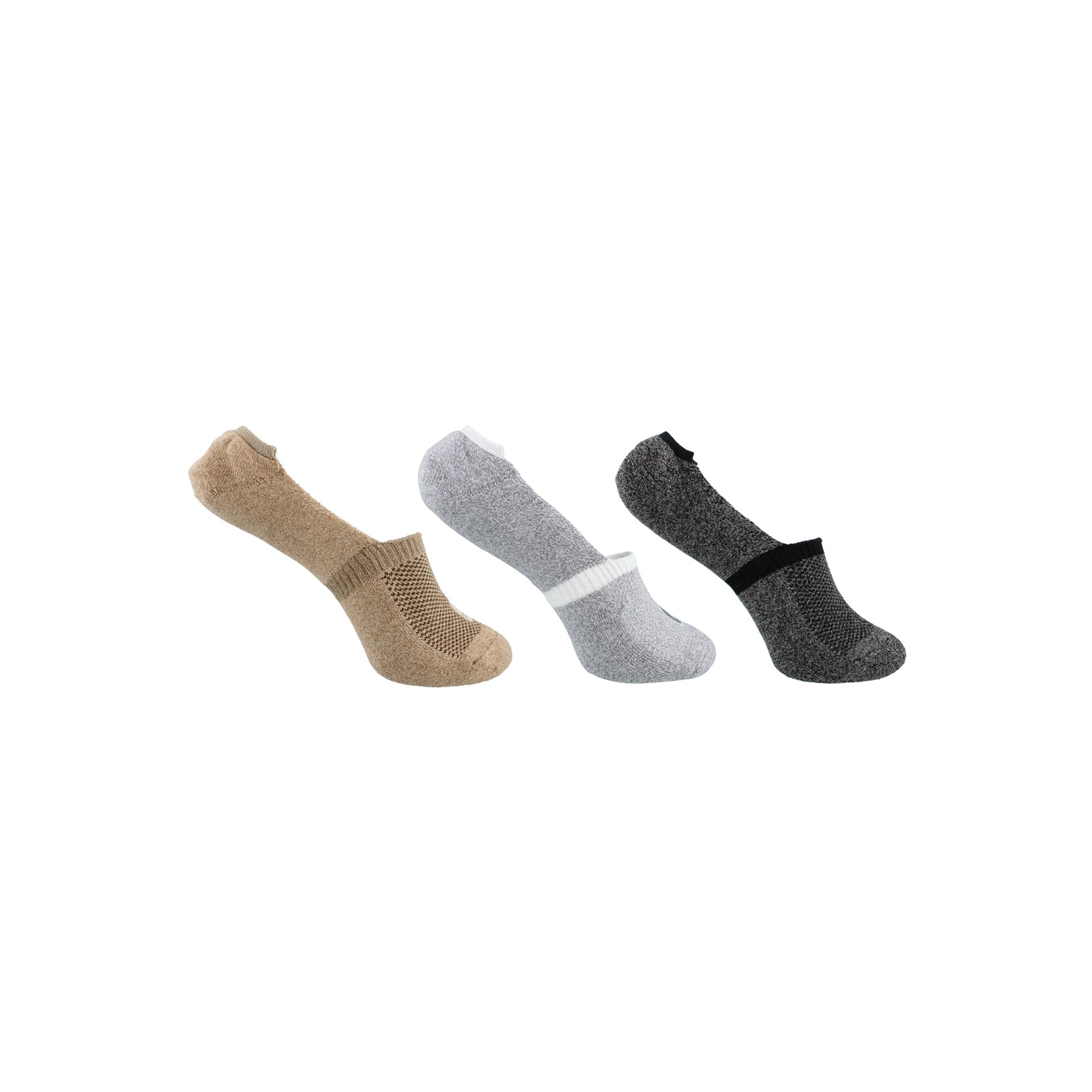Men's Sperry, Cushioned Performance Liner Sock - 3 Pack