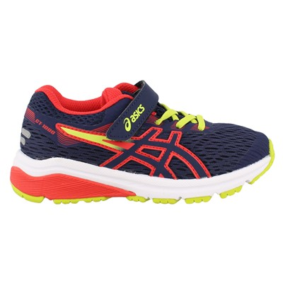 Kid's ASICS, GT 1000 7 RUNNING SNEAKERS