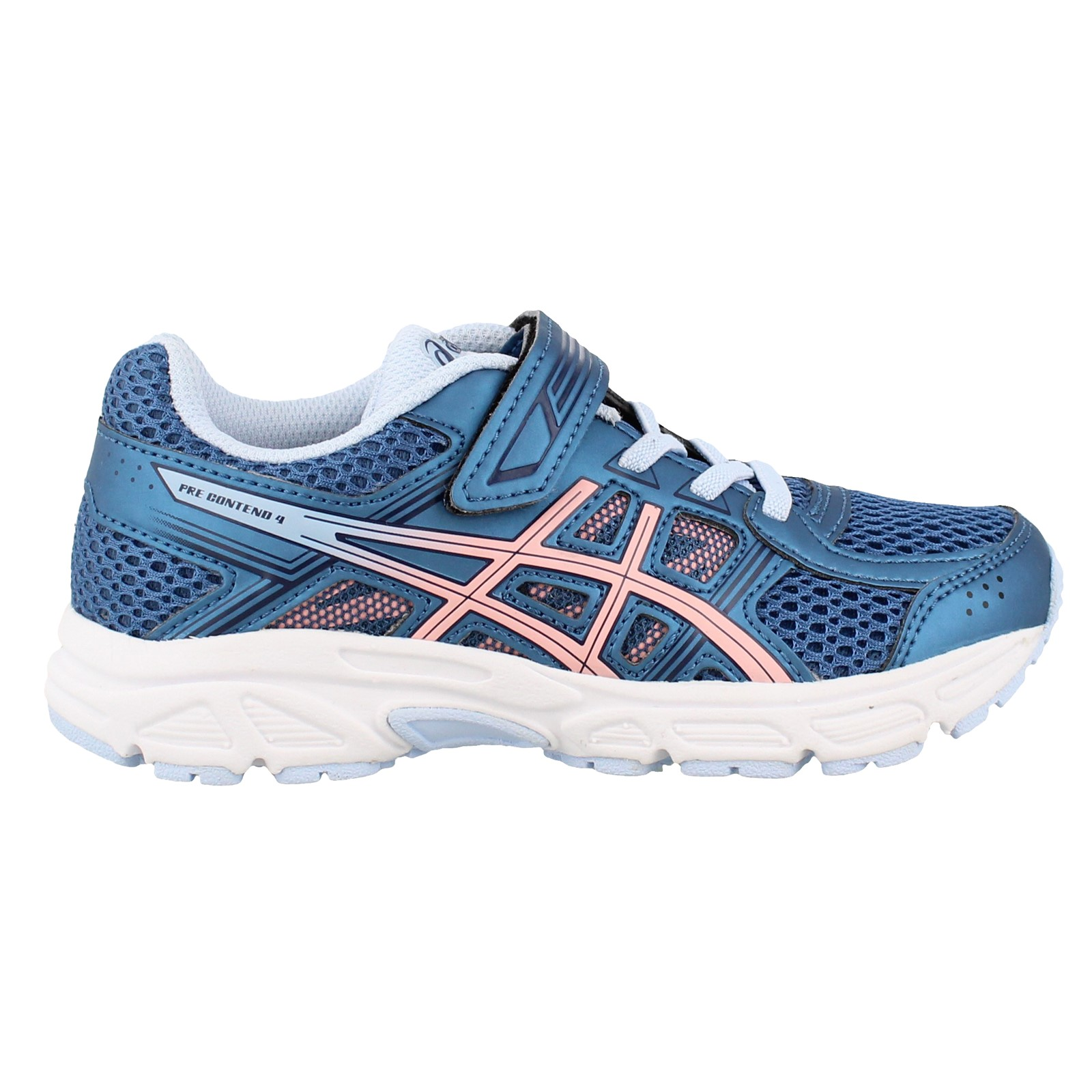Kid's ASICS, GEL CONTEND 4 GS RUNNING SHOES