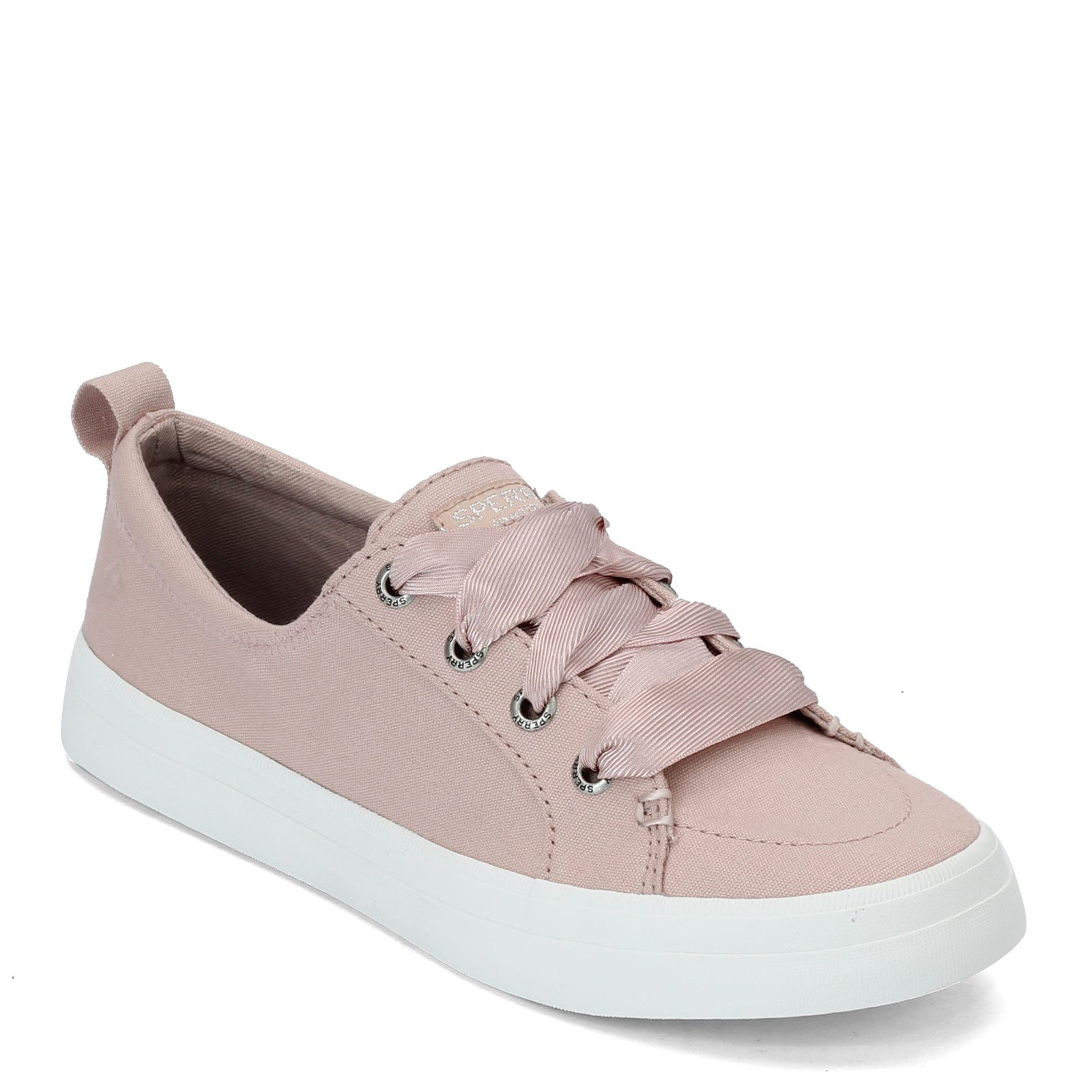 special section thoughts on authentic quality Women's Sperry, Crest Vibe Satin Sneaker