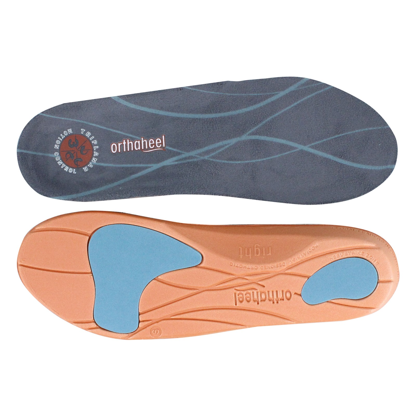 Orthaheel, Relief Medium Support Full Length Insoles