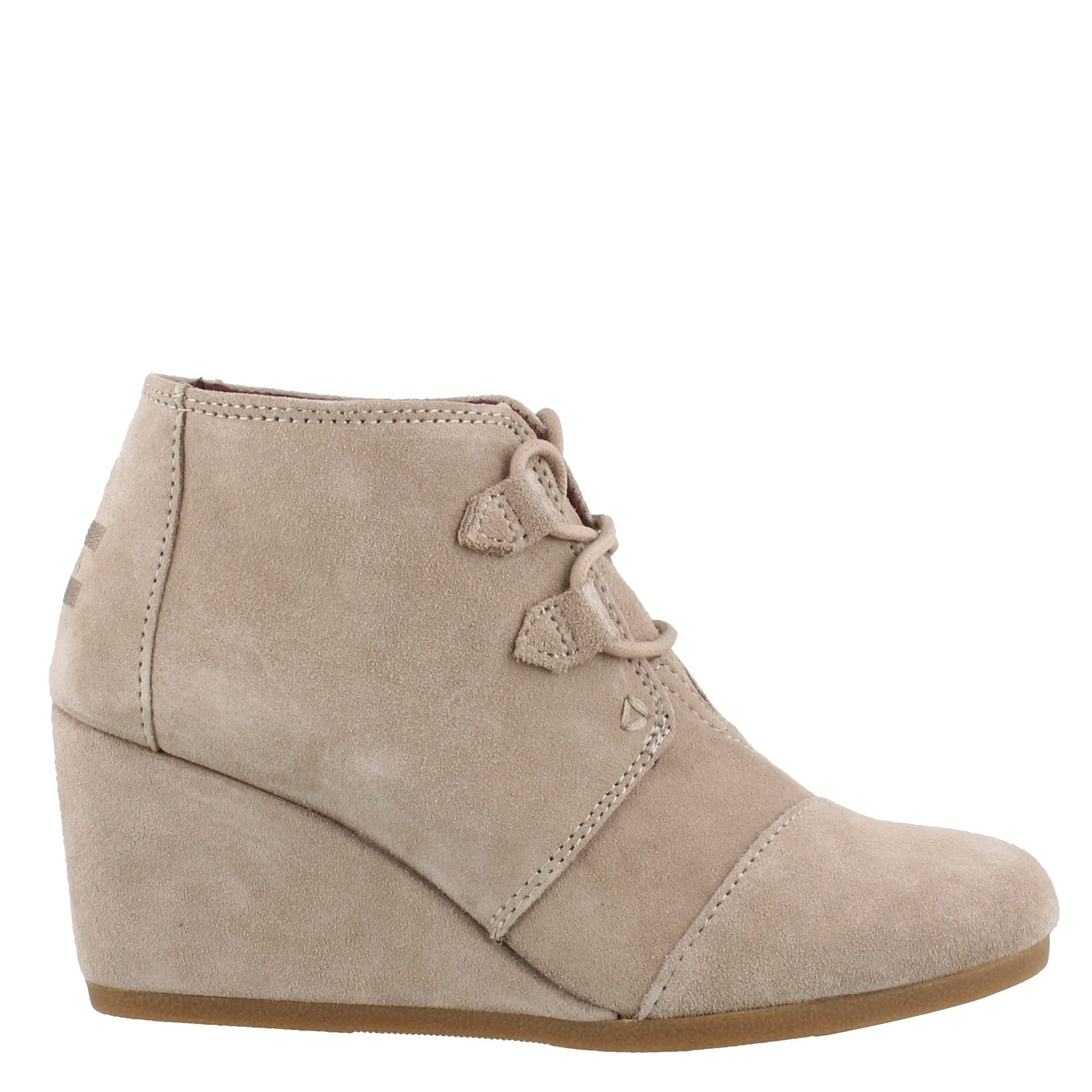 Women's Toms, Kala wedge heel boots