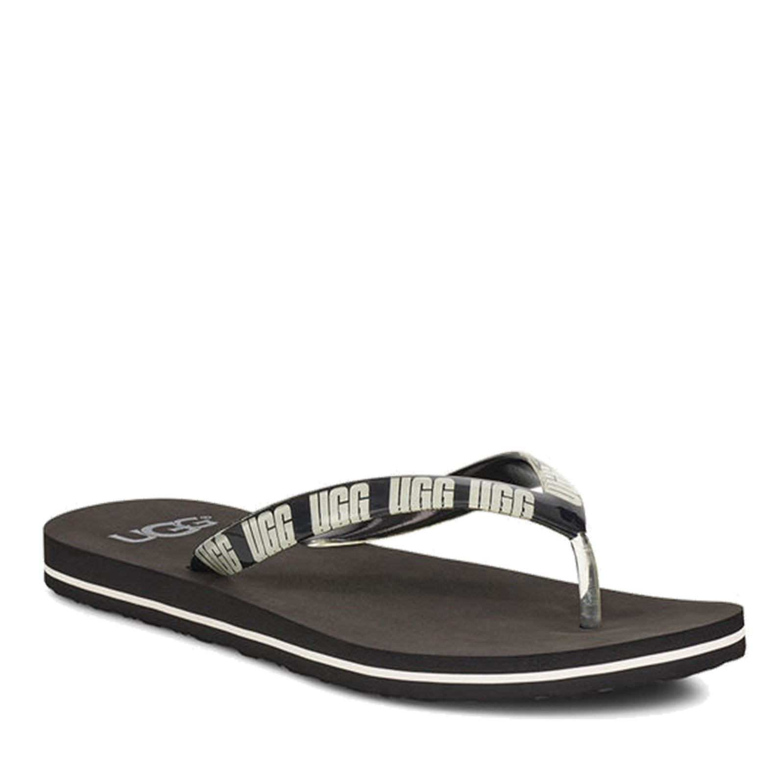 4ac4401f1 Home; Women's Ugg, Simi Graphic Sandals. Previous. default view ...