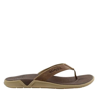 Men's Columbia, Rostra PFG Leather Sandal