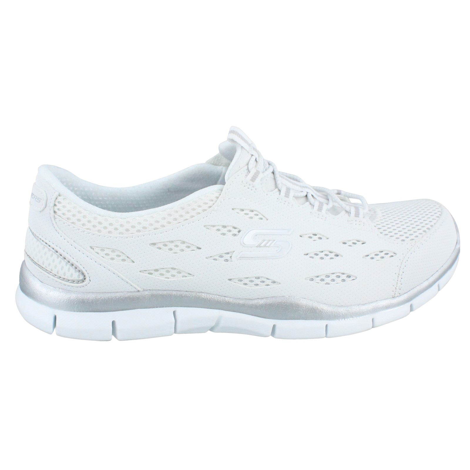Women's Skechers, Gratis Going Places Slip on Sneaker