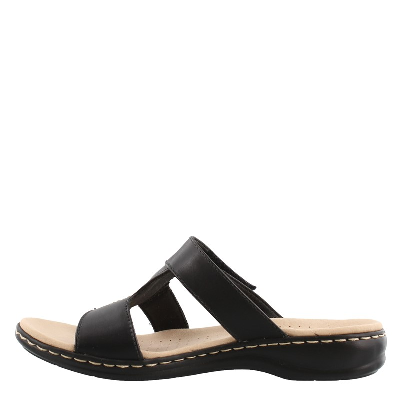 Clarks Leisa Emily Slide Sandals Clothing Shoes Amp Jewelry