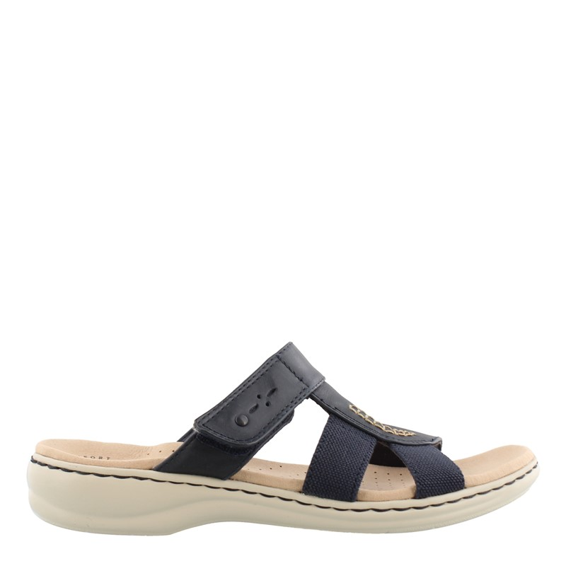 Clarks Leisa Emily Slide Sandals Clothing, shoes & Jewelry shoes