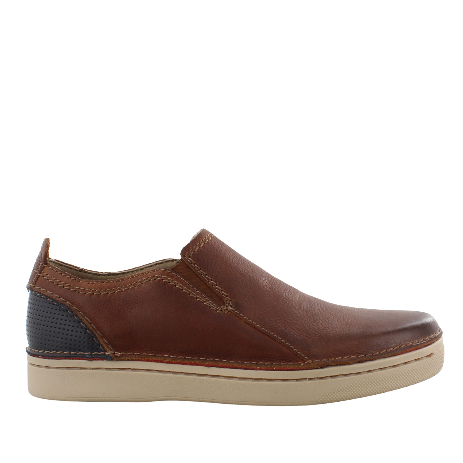 Men's Clarks, Kitna Easy Slip On Casuals