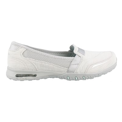 Women's Skechers, Easy Air Gold Mine Slip on Shoes