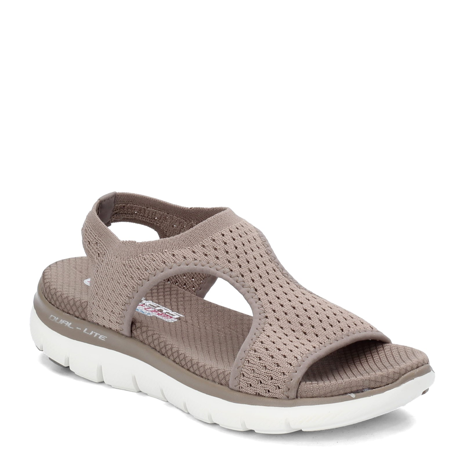 Skechers Flex Appeal 2.0 Déjà Vu Taupe Cheap