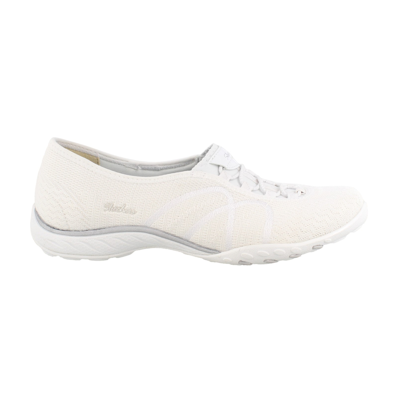 Women's Skechers, Relaxed Fit Breathe Easy Sweet Jam Slip on Shoes