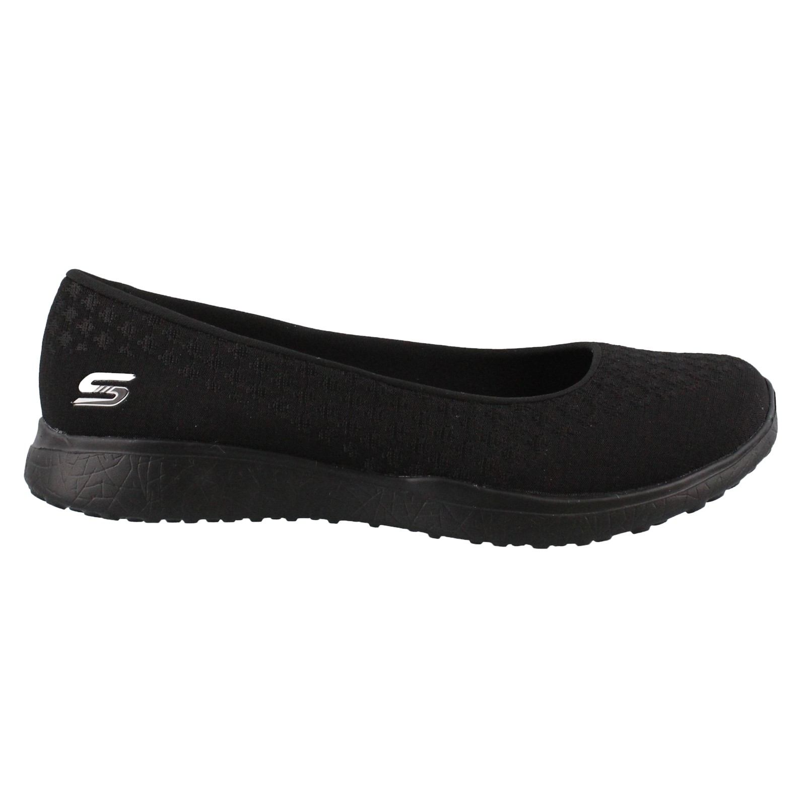 Women's Skechers, Microburst- One Up Flat - Wide Width