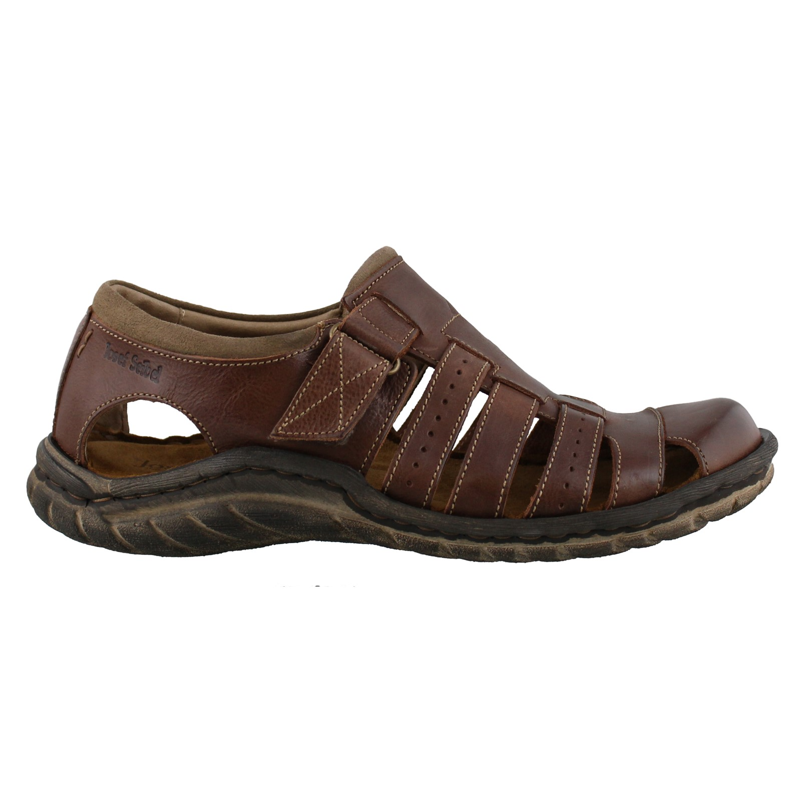 Men's Josef Seibel, Nico 19 Fisherman Sandals
