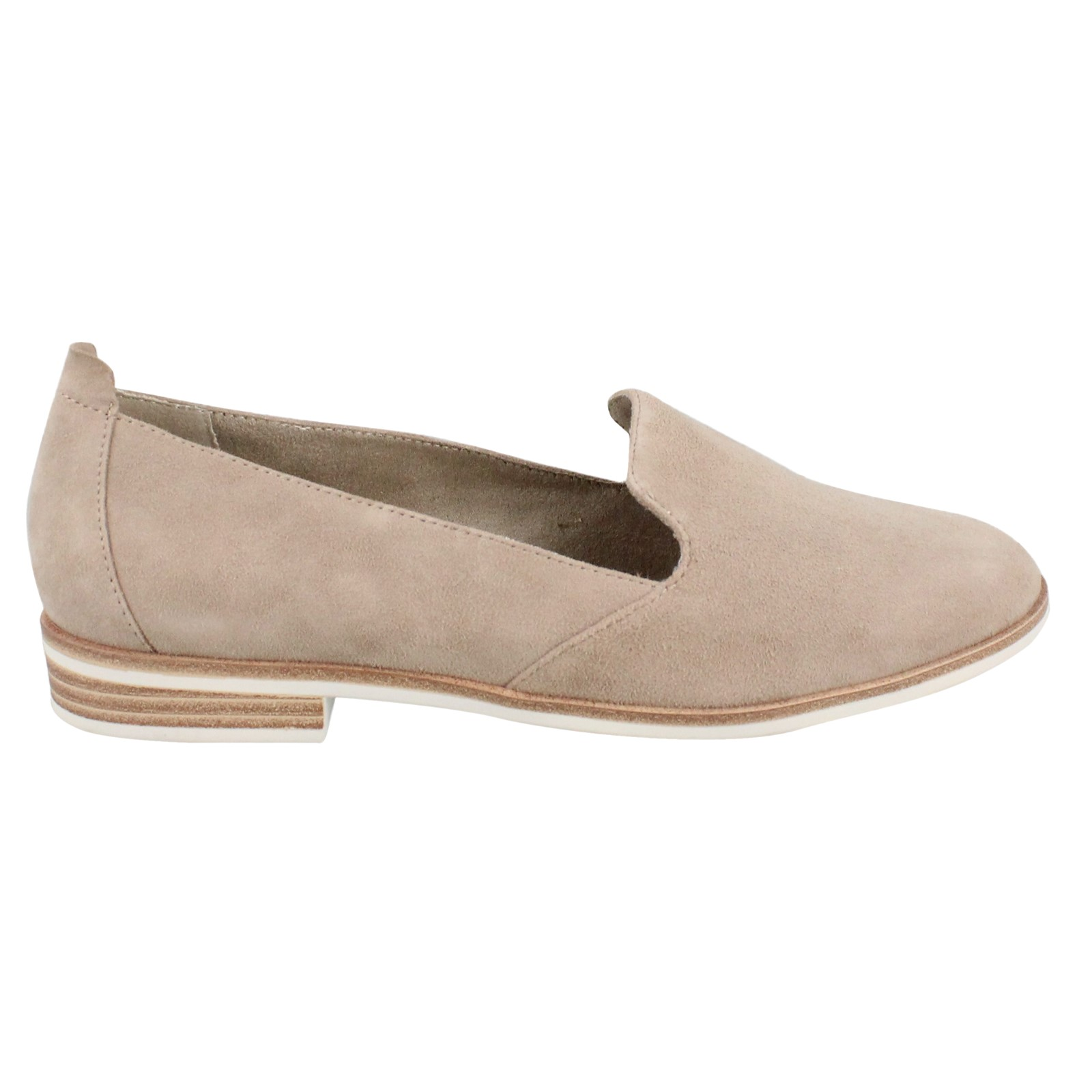 Women's Tamaris, Pistil Slip on Flat