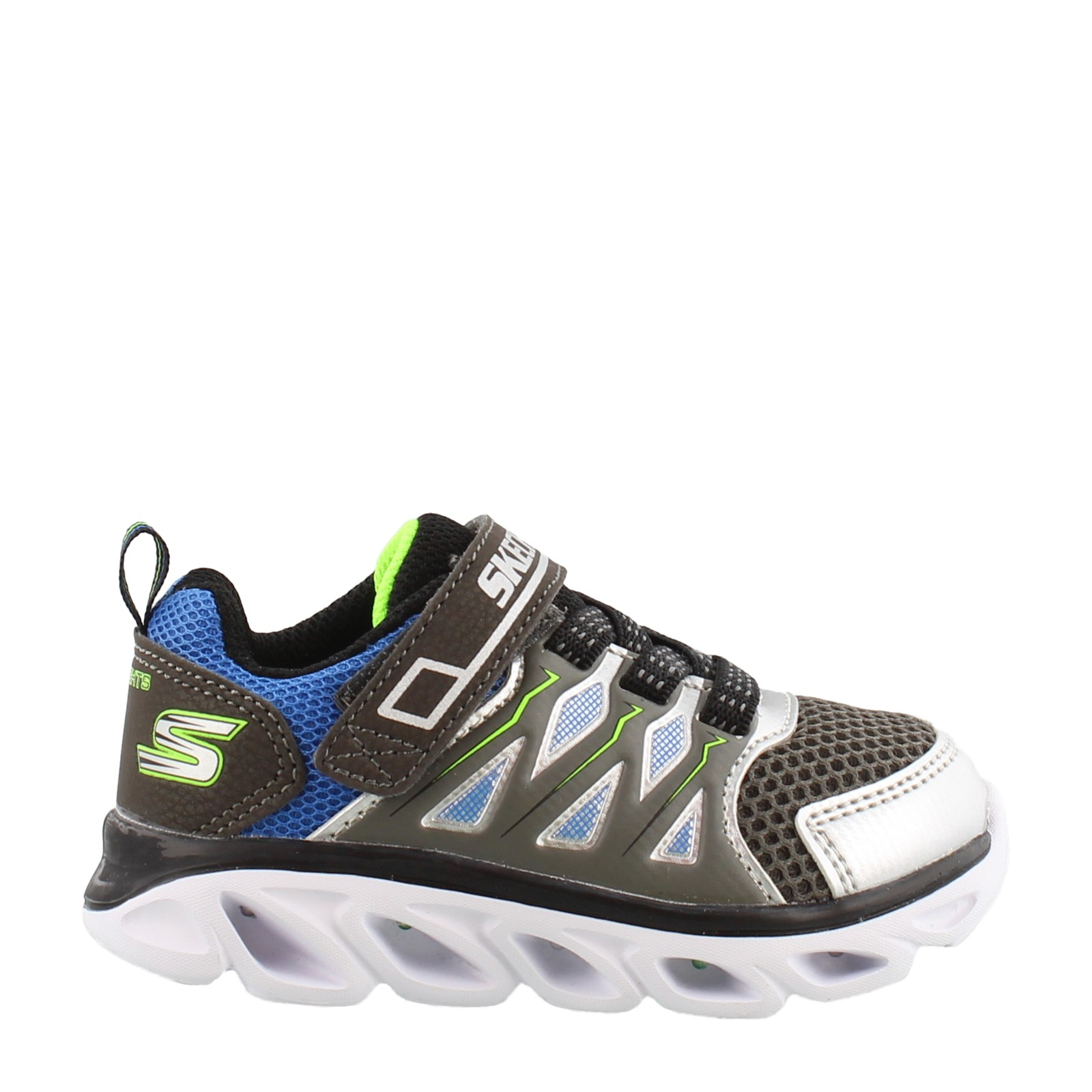 Boy's Skechers, S Lights Hypno-Flash 3.0 Shoes
