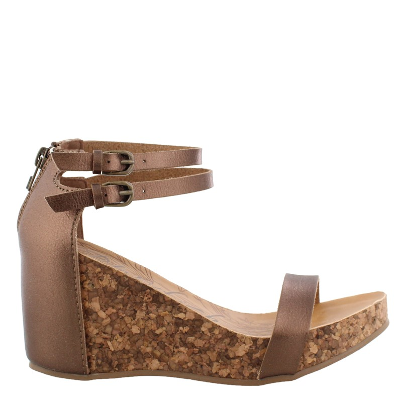 himmels wedge sandal womens sandals high heel