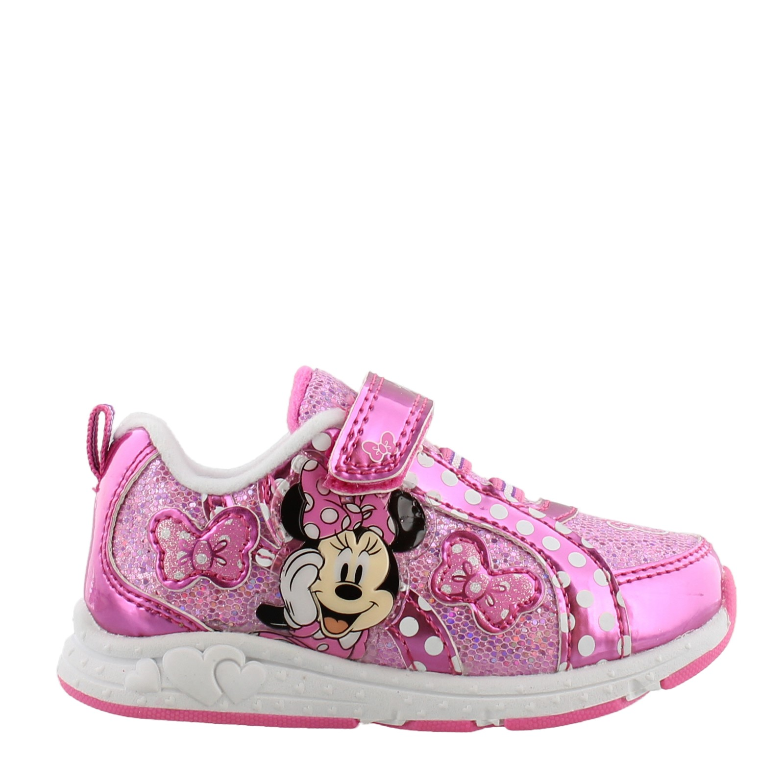 Girl's Josmo Kids, Minnie Mouse Sneakers