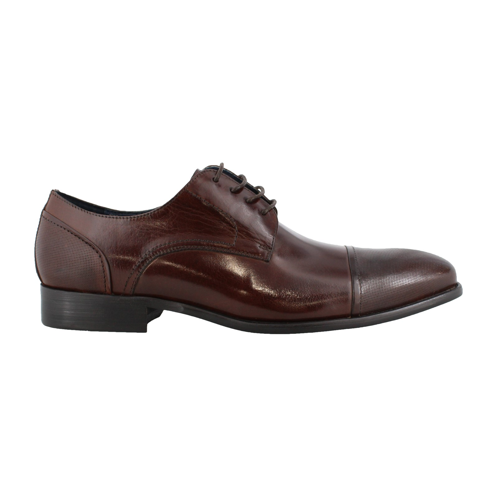 Men's Stacy Adams, Jemison Cap Toe Lace up Oxford