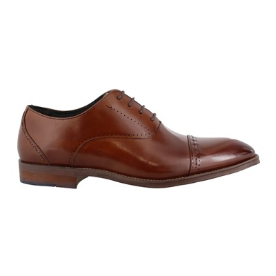 Men's Stacy Adams, Barris Cap Toe Oxfords