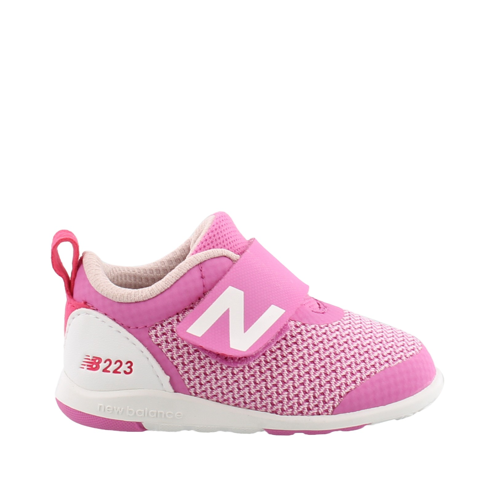 Girl's New Balance, 223 Sneaker - Infant & Toddler