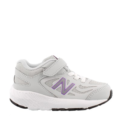 Girl's New Balance, 519 Sneaker - Toddler